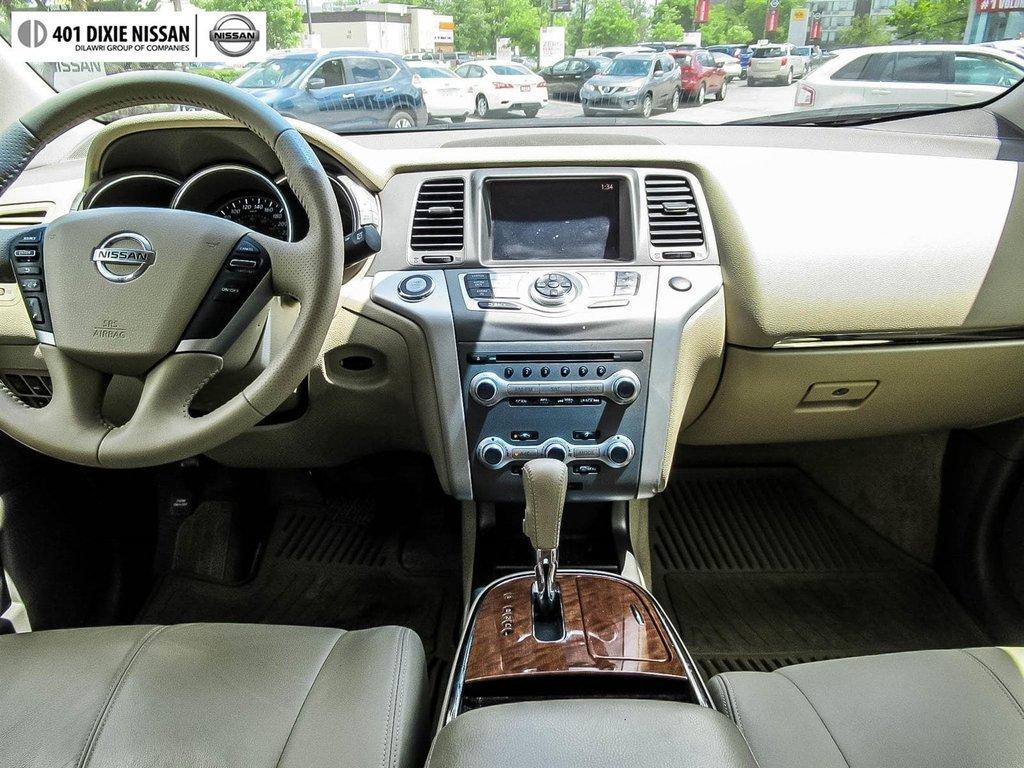 2014 Nissan Murano Platinum AWD CVT in Mississauga, Ontario - 14 - w1024h768px