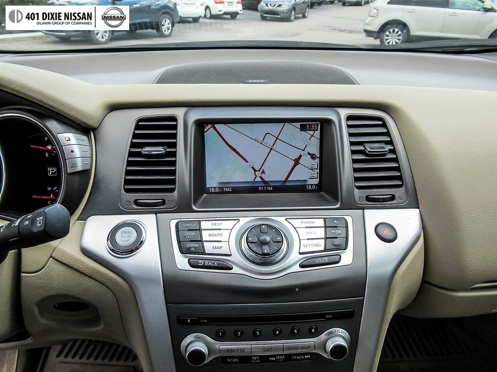 2014 Nissan Murano Platinum AWD CVT in Mississauga, Ontario - 25 - w1024h768px