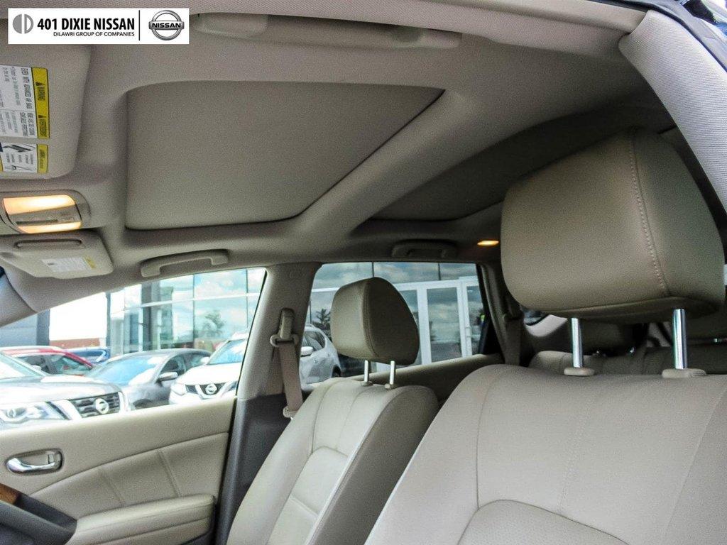 2014 Nissan Murano Platinum AWD CVT in Mississauga, Ontario - 22 - w1024h768px