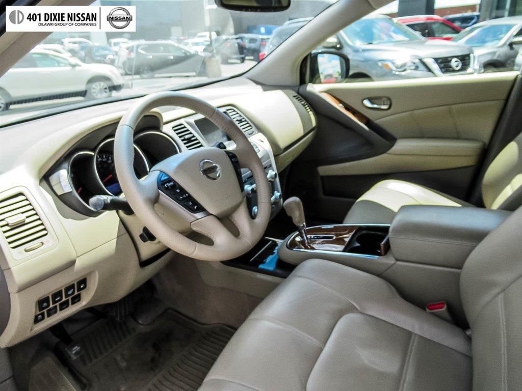 2014 Nissan Murano Platinum AWD CVT in Mississauga, Ontario - 36 - w1024h768px