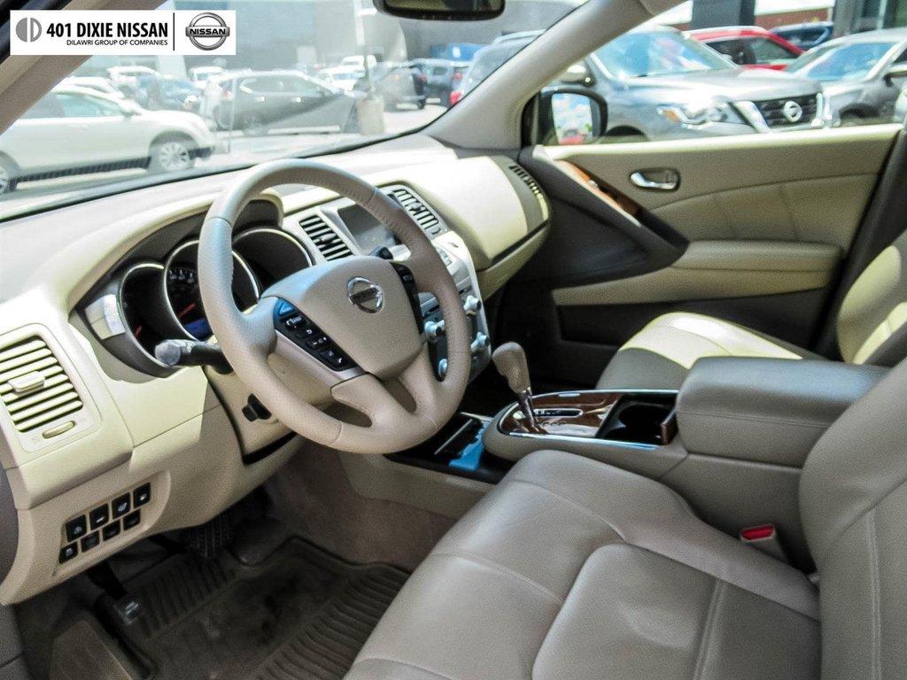 2014 Nissan Murano Platinum AWD CVT in Mississauga, Ontario - 10 - w1024h768px