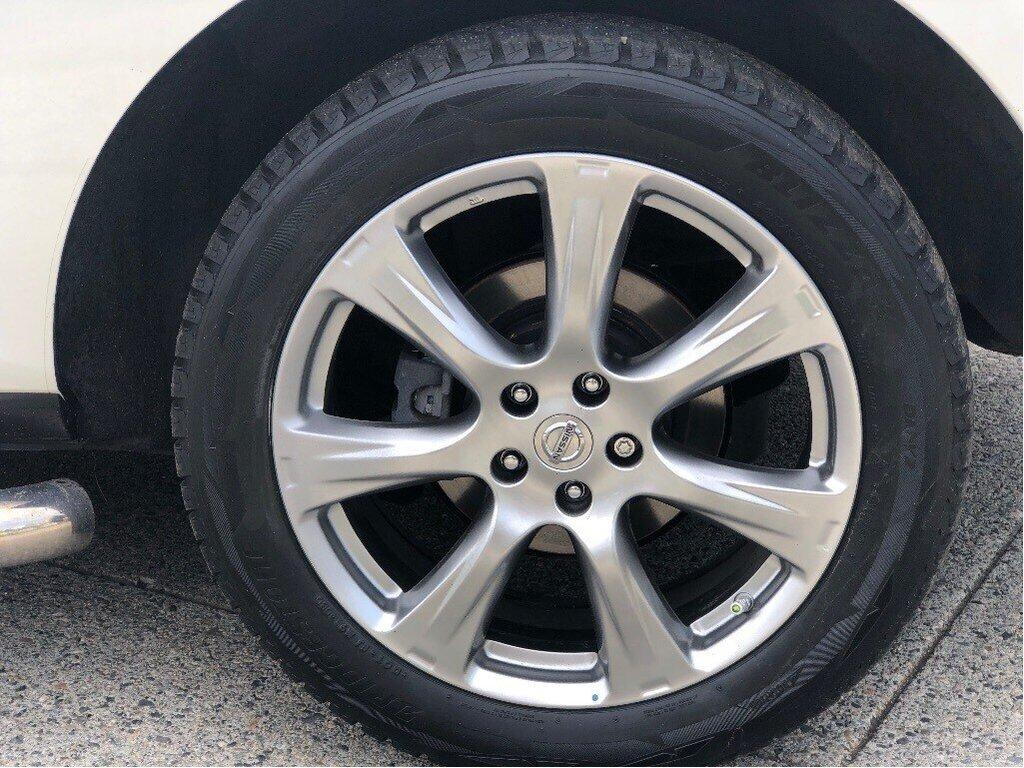 2014 Nissan Murano Platinum AWD CVT in Vancouver, British Columbia - 22 - w1024h768px