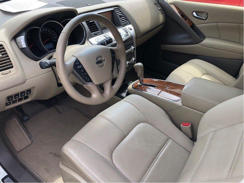 2014 Nissan Murano Platinum AWD CVT in Vancouver, British Columbia - 11 - w1024h768px