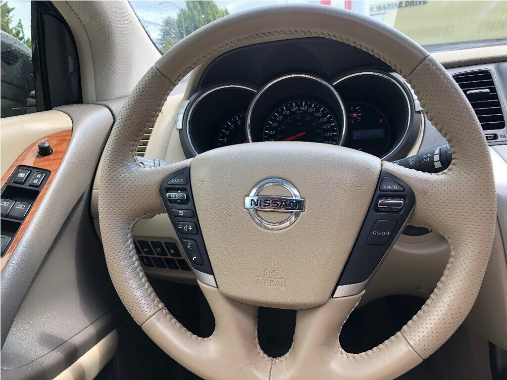 2014 Nissan Murano Platinum AWD CVT in Vancouver, British Columbia - 20 - w1024h768px