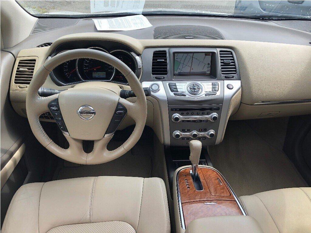 2014 Nissan Murano Platinum AWD CVT in Vancouver, British Columbia - 13 - w1024h768px