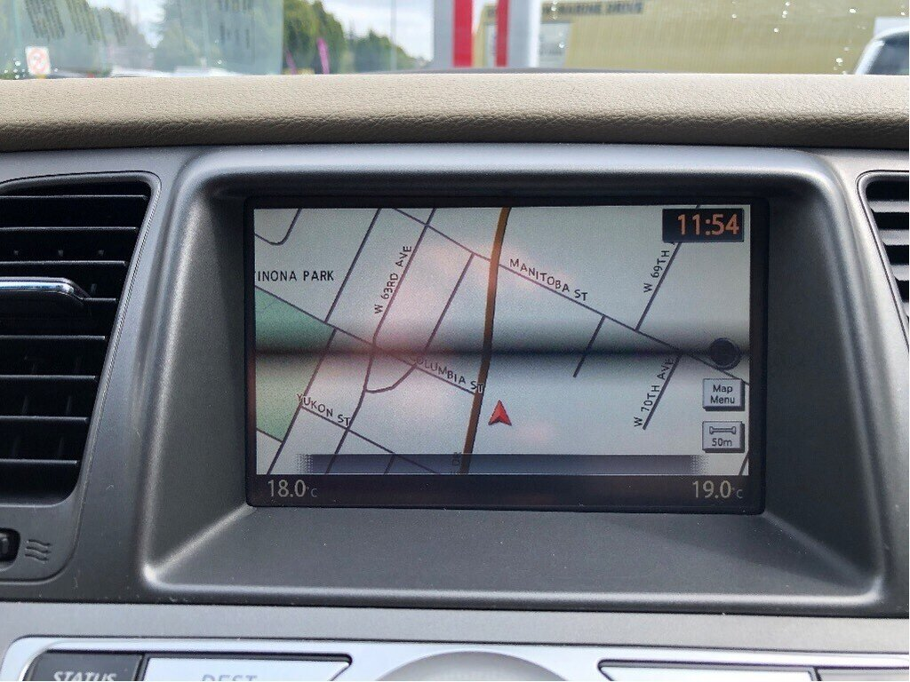 2014 Nissan Murano Platinum AWD CVT in Vancouver, British Columbia - 16 - w1024h768px