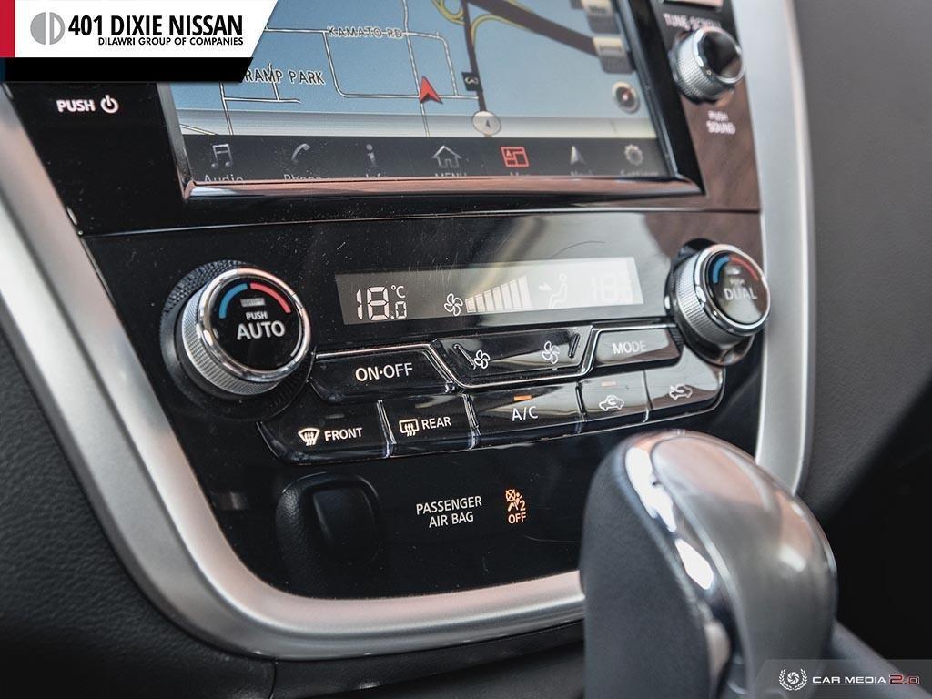 2015 Nissan Murano Platinum AWD CVT in Mississauga, Ontario - 24 - w1024h768px