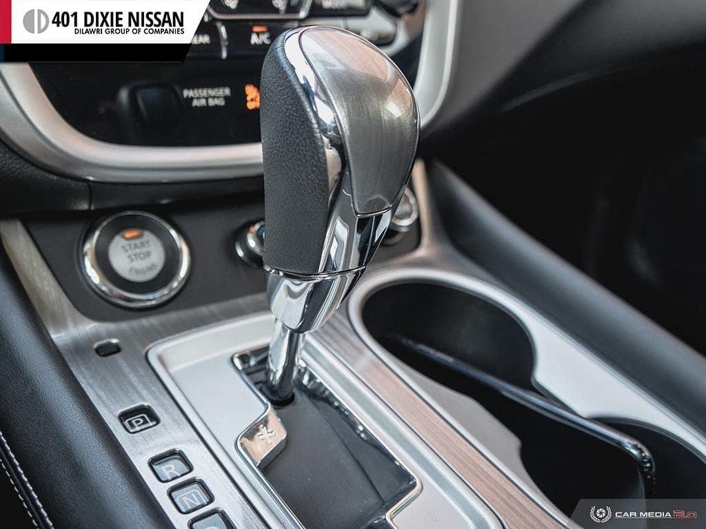 2015 Nissan Murano Platinum AWD CVT in Mississauga, Ontario - 23 - w1024h768px