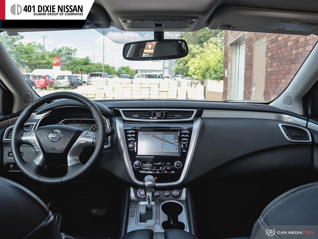 2015 Nissan Murano Platinum AWD CVT in Mississauga, Ontario - 27 - w1024h768px