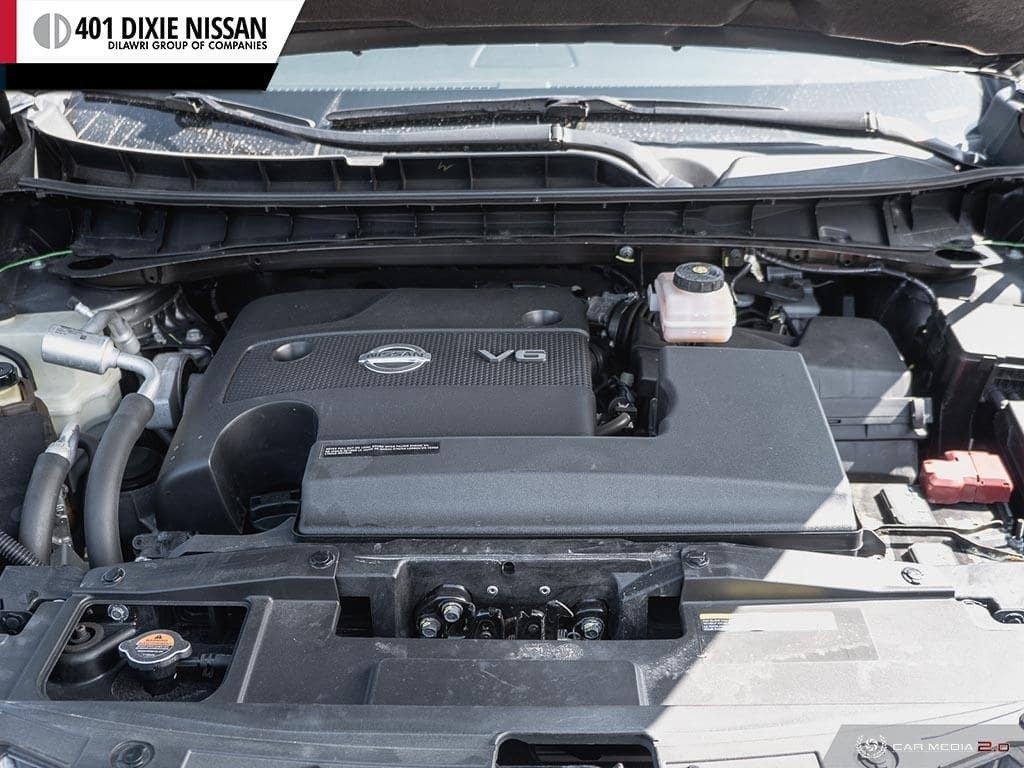 2015 Nissan Murano Platinum AWD CVT in Mississauga, Ontario - 8 - w1024h768px