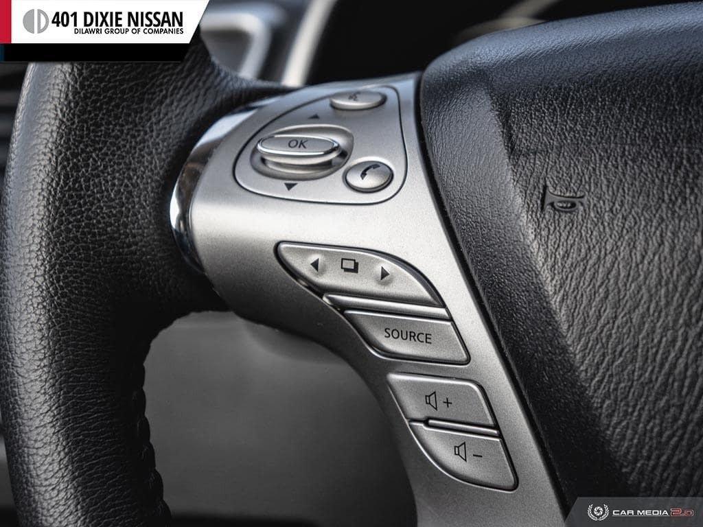 2015 Nissan Murano Platinum AWD CVT in Mississauga, Ontario - 18 - w1024h768px