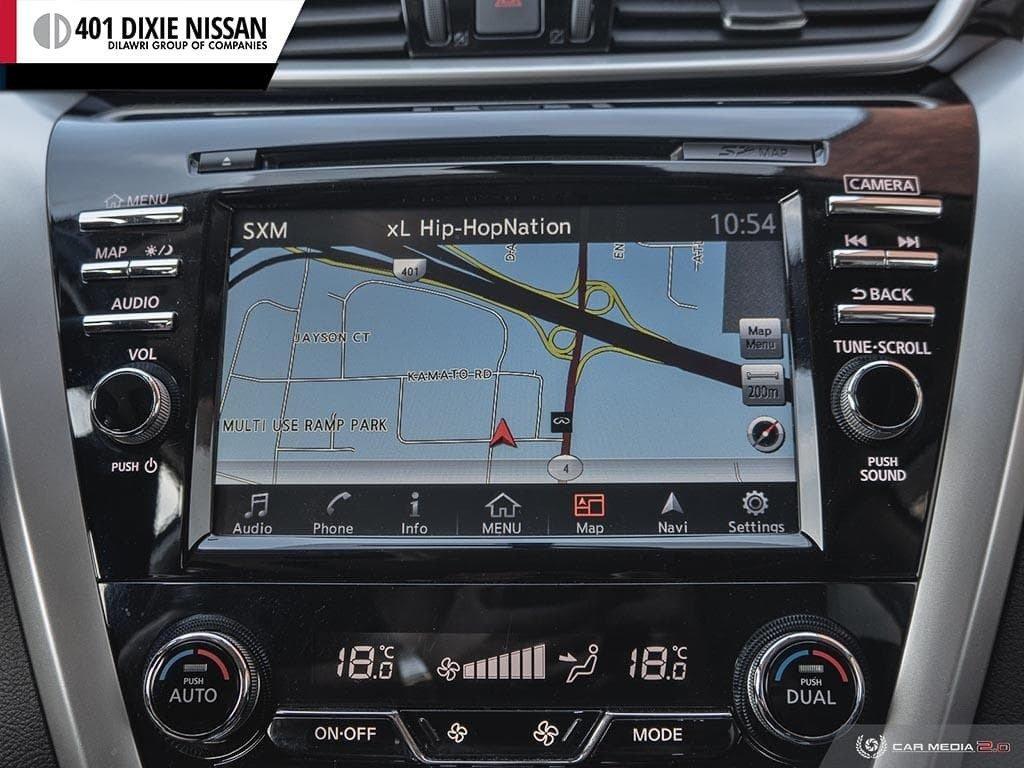 2015 Nissan Murano Platinum AWD CVT in Mississauga, Ontario - 21 - w1024h768px