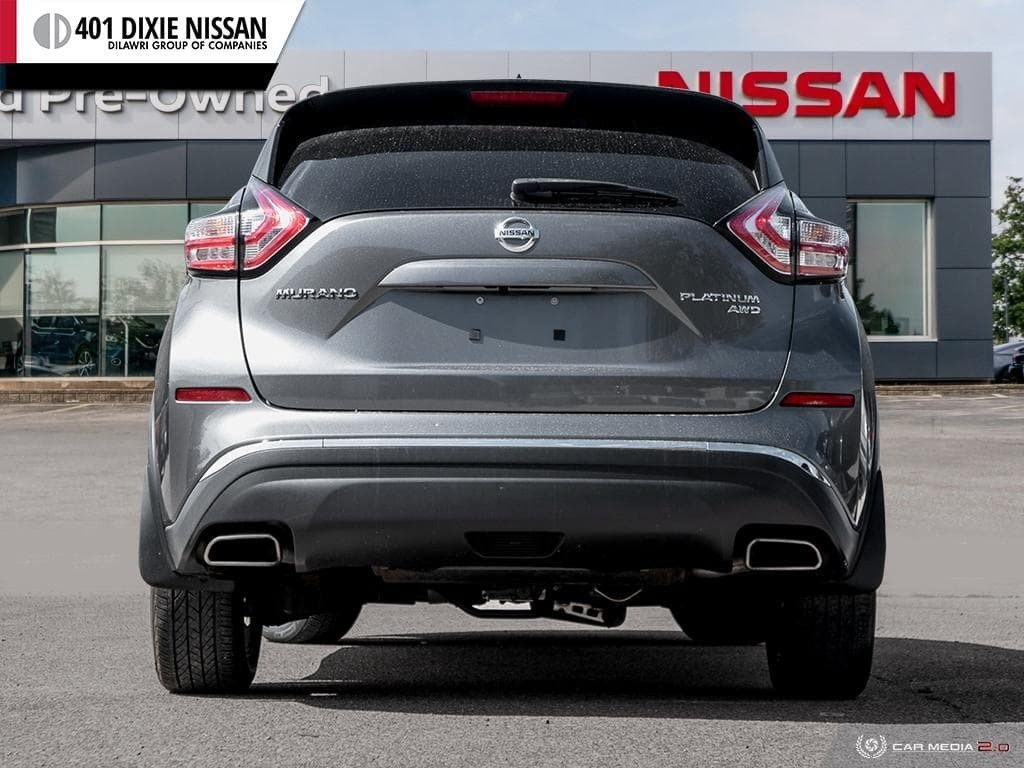 2015 Nissan Murano Platinum AWD CVT in Mississauga, Ontario - 5 - w1024h768px