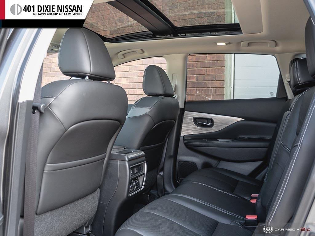 2015 Nissan Murano Platinum AWD CVT in Mississauga, Ontario - 26 - w1024h768px