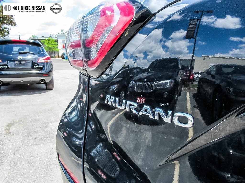 2015 Nissan Murano SL AWD CVT in Mississauga, Ontario - 21 - w1024h768px