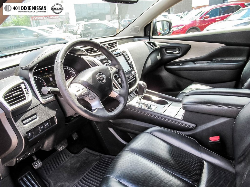 2015 Nissan Murano SL AWD CVT in Mississauga, Ontario - 35 - w1024h768px