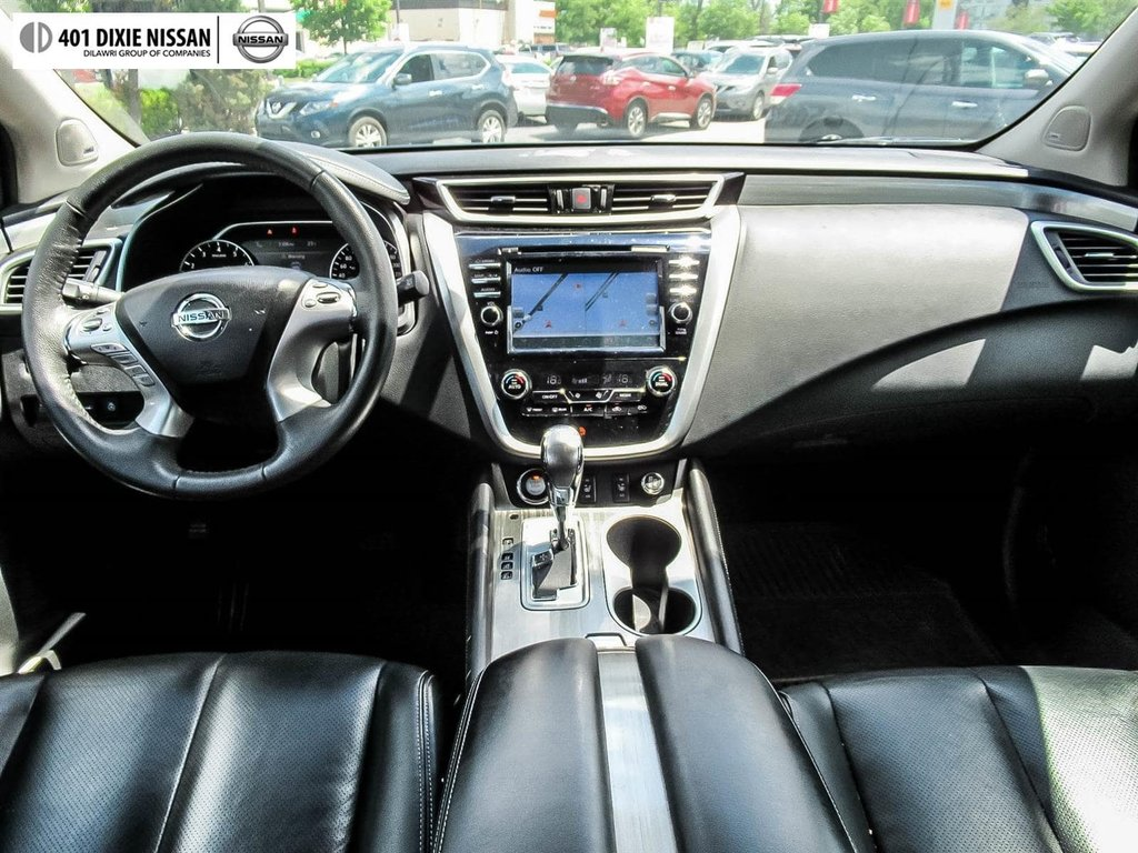 2015 Nissan Murano SL AWD CVT in Mississauga, Ontario - 13 - w1024h768px