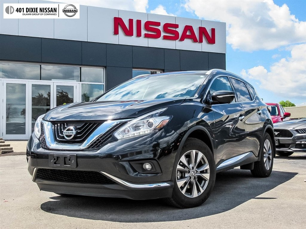 2015 Nissan Murano SL AWD CVT in Mississauga, Ontario - 1 - w1024h768px