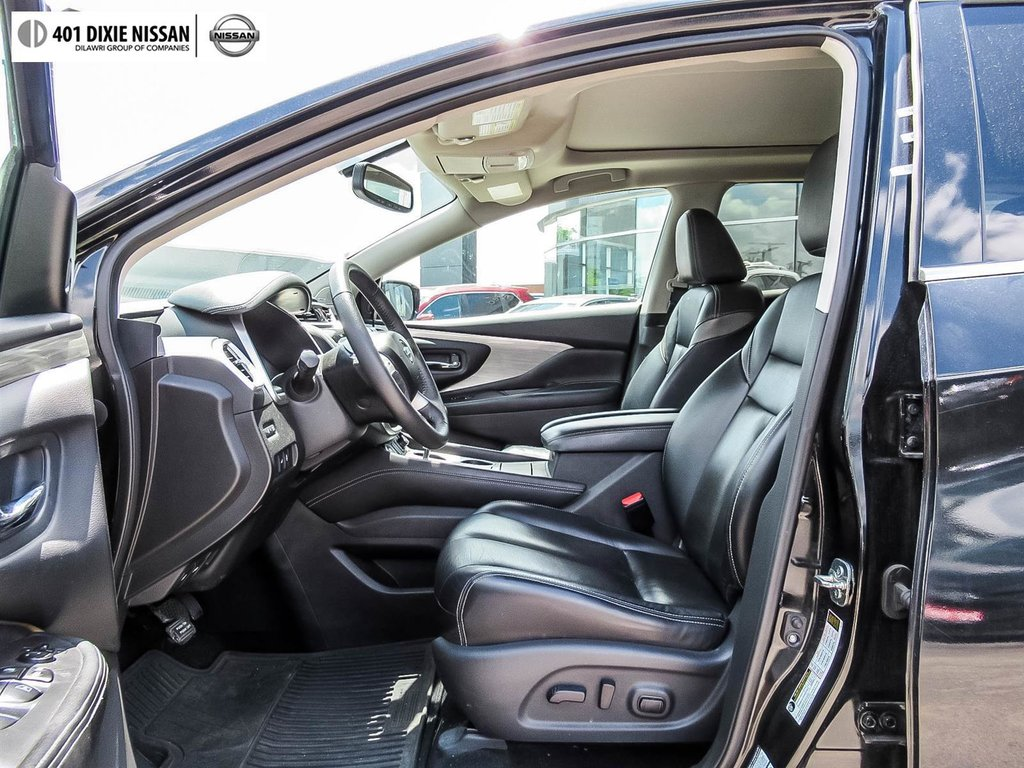 2015 Nissan Murano SL AWD CVT in Mississauga, Ontario - 11 - w1024h768px