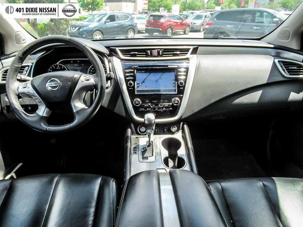 2015 Nissan Murano SL AWD CVT in Mississauga, Ontario - 38 - w1024h768px