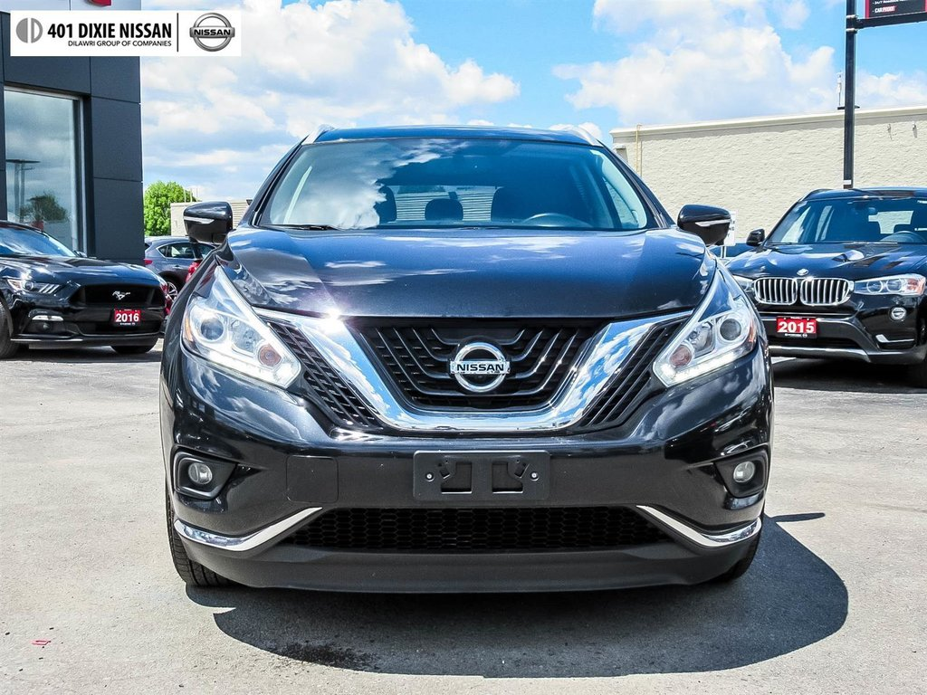 2015 Nissan Murano SL AWD CVT in Mississauga, Ontario - 2 - w1024h768px