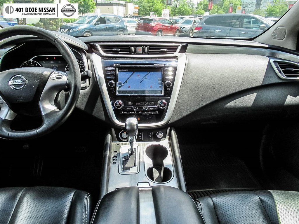 2015 Nissan Murano SL AWD CVT in Mississauga, Ontario - 15 - w1024h768px