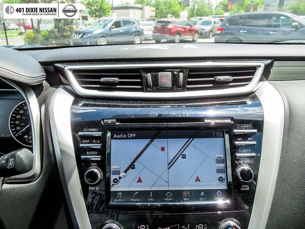 2015 Nissan Murano SL AWD CVT in Mississauga, Ontario - 25 - w1024h768px