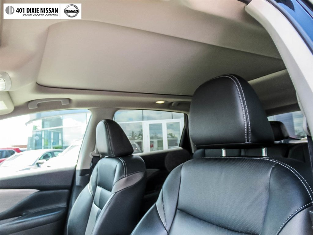 2015 Nissan Murano SL AWD CVT in Mississauga, Ontario - 49 - w1024h768px
