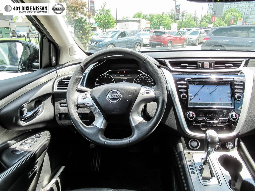 2015 Nissan Murano SL AWD CVT in Mississauga, Ontario - 14 - w1024h768px