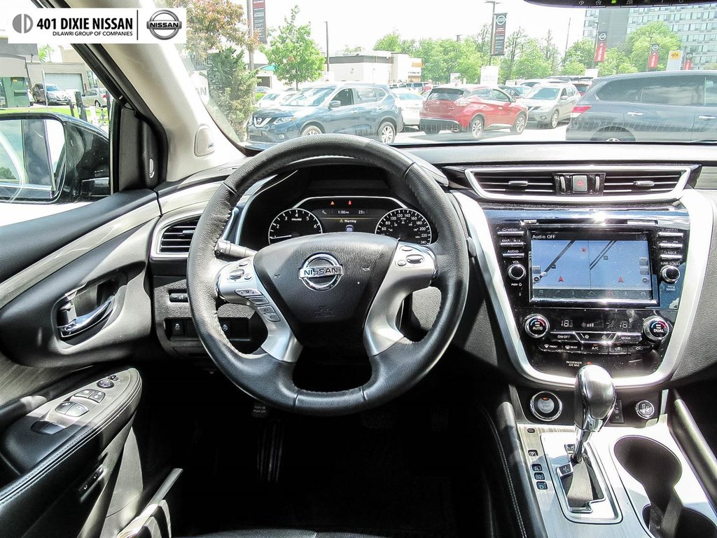 2015 Nissan Murano SL AWD CVT in Mississauga, Ontario - 39 - w1024h768px