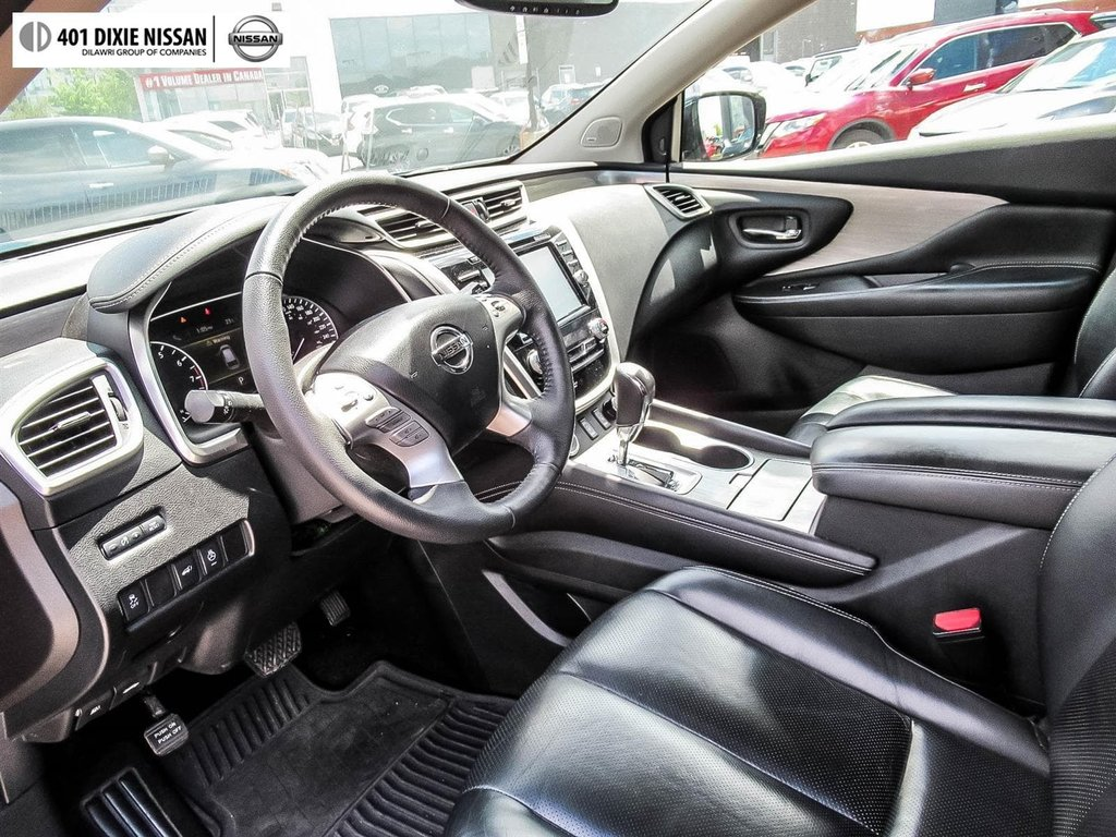 2015 Nissan Murano SL AWD CVT in Mississauga, Ontario - 10 - w1024h768px