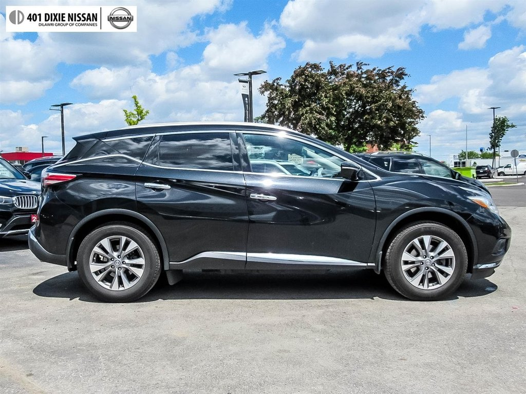 2015 Nissan Murano SL AWD CVT in Mississauga, Ontario - 4 - w1024h768px