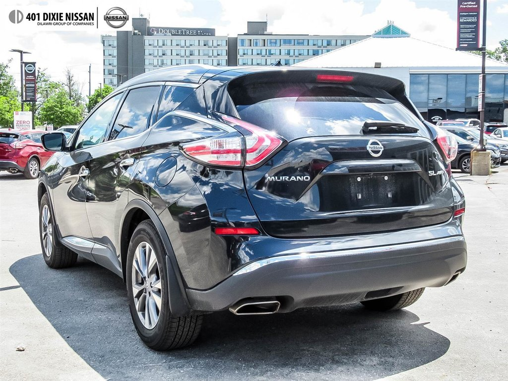 2015 Nissan Murano SL AWD CVT in Mississauga, Ontario - 32 - w1024h768px