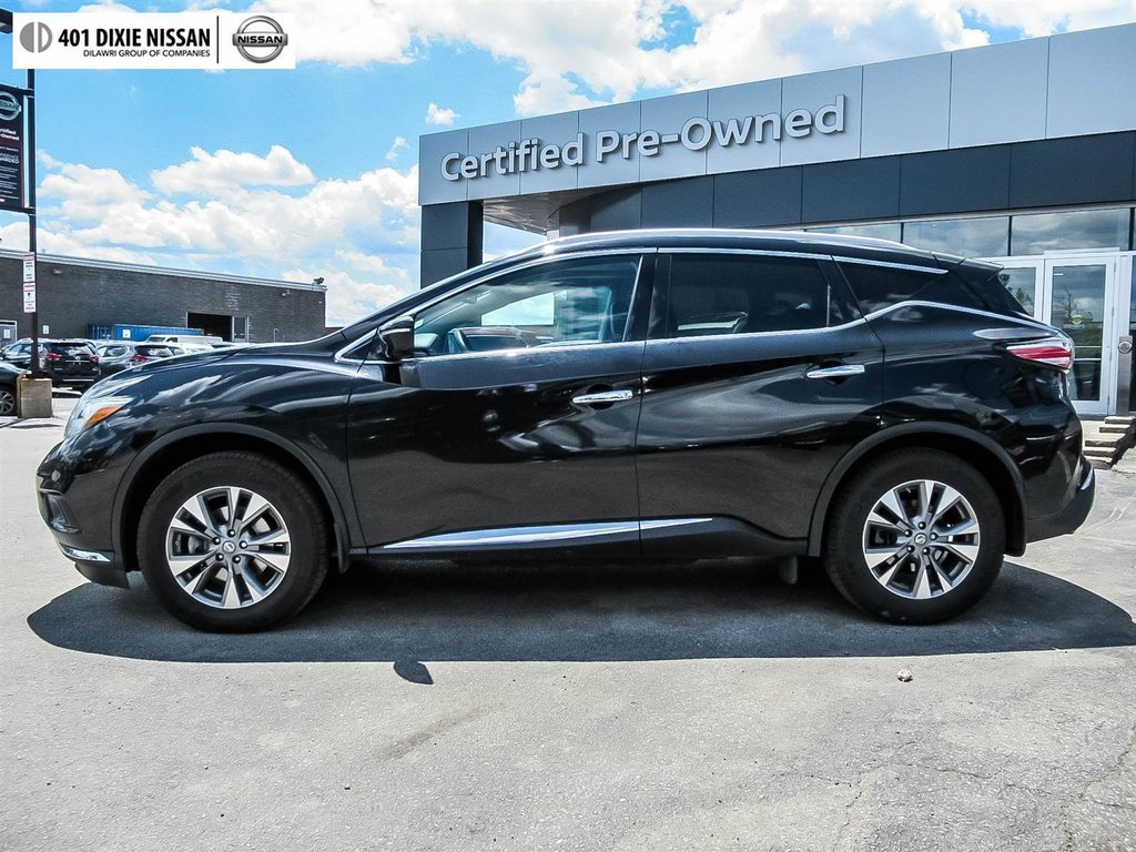 2015 Nissan Murano SL AWD CVT in Mississauga, Ontario - 8 - w1024h768px