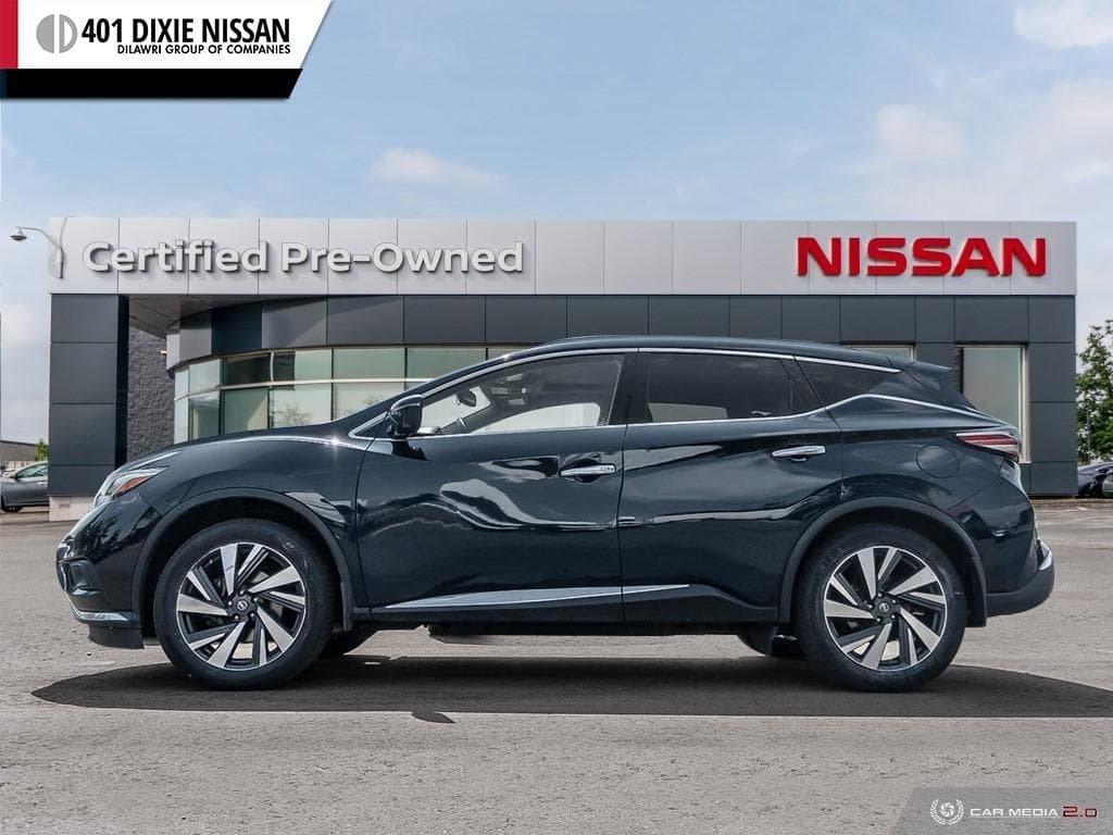 2016 Nissan Murano Platinum AWD CVT in Mississauga, Ontario - 3 - w1024h768px