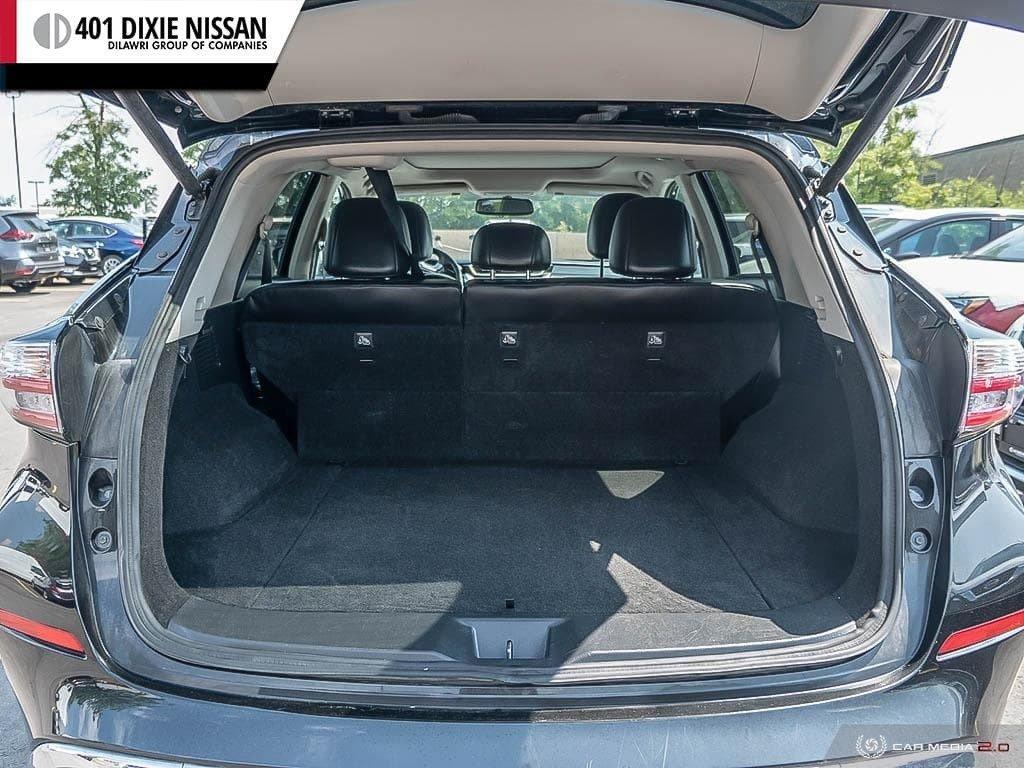 2016 Nissan Murano Platinum AWD CVT in Mississauga, Ontario - 11 - w1024h768px