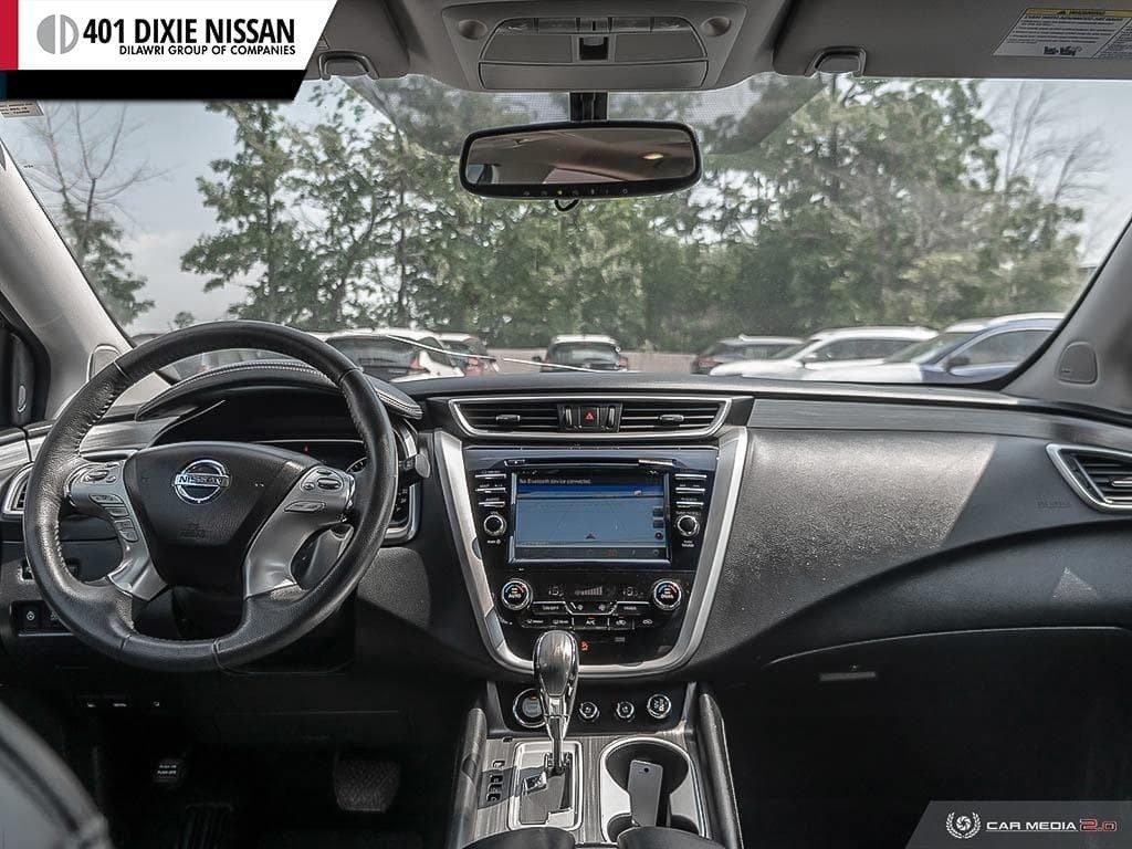 2016 Nissan Murano Platinum AWD CVT in Mississauga, Ontario - 25 - w1024h768px
