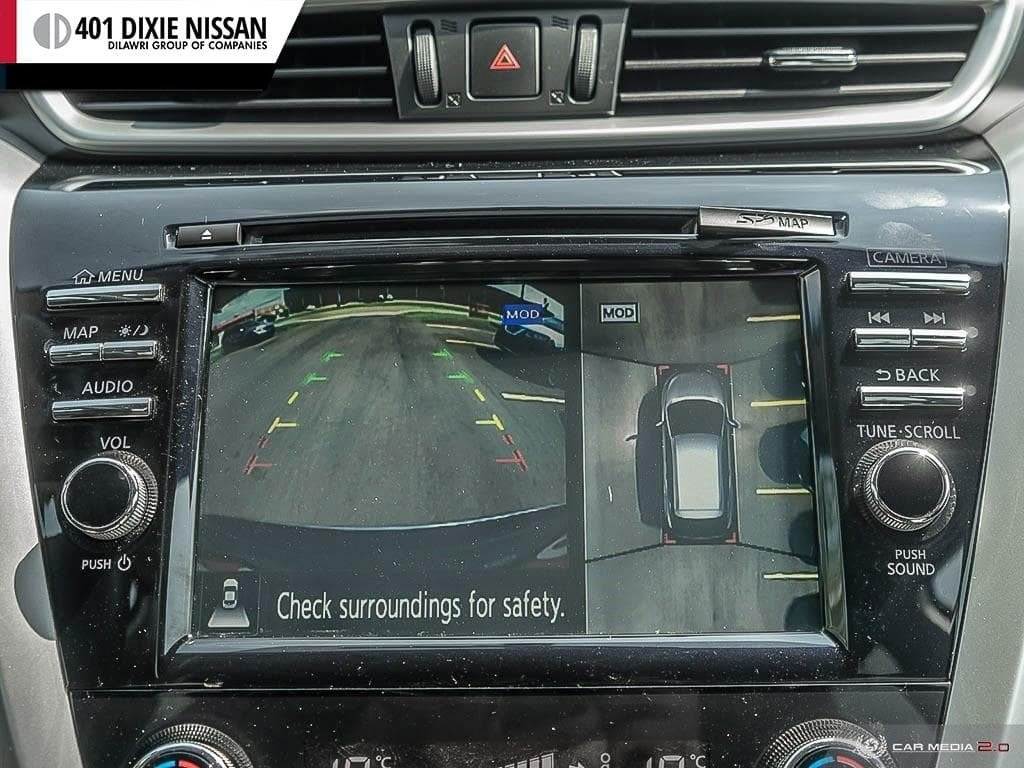2016 Nissan Murano Platinum AWD CVT in Mississauga, Ontario - 26 - w1024h768px