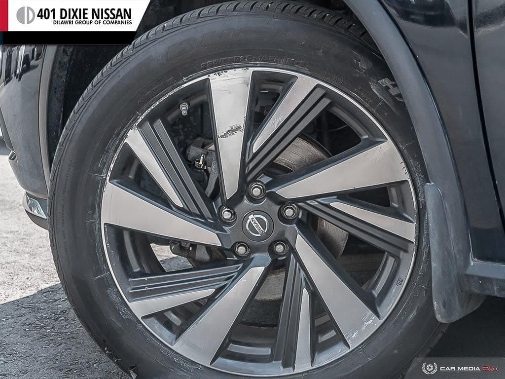 2016 Nissan Murano Platinum AWD CVT in Mississauga, Ontario - 6 - w1024h768px