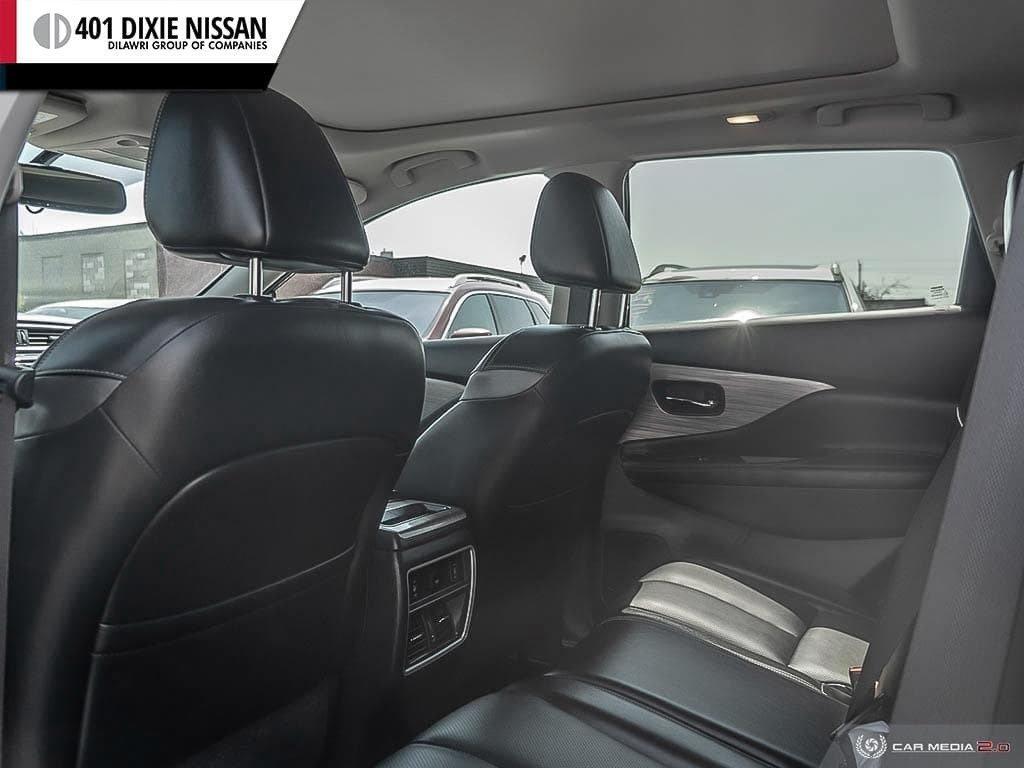 2016 Nissan Murano Platinum AWD CVT in Mississauga, Ontario - 24 - w1024h768px