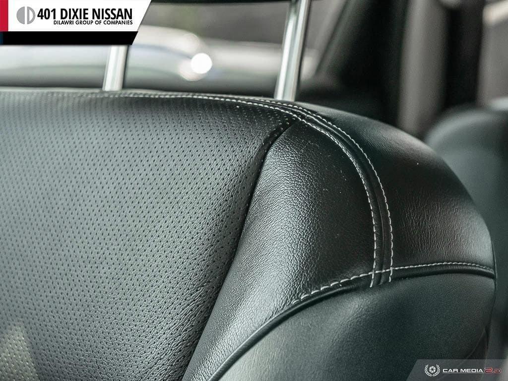 2016 Nissan Murano Platinum AWD CVT in Mississauga, Ontario - 23 - w1024h768px