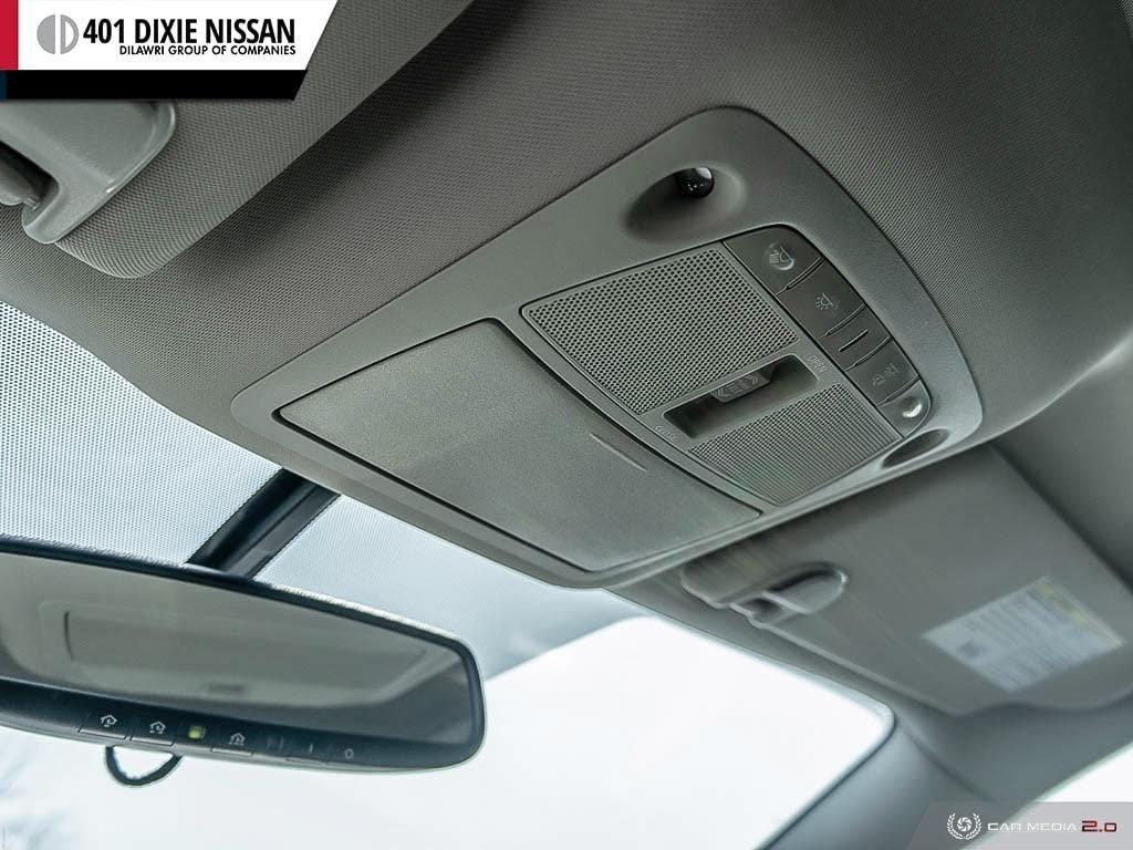 2016 Nissan Murano Platinum AWD CVT in Mississauga, Ontario - 22 - w1024h768px