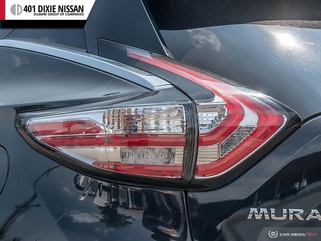 2016 Nissan Murano Platinum AWD CVT in Mississauga, Ontario - 12 - w1024h768px