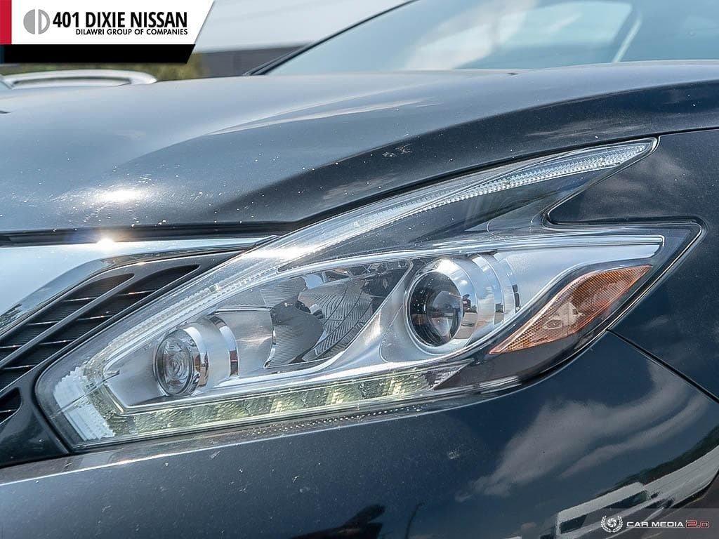 2016 Nissan Murano Platinum AWD CVT in Mississauga, Ontario - 10 - w1024h768px