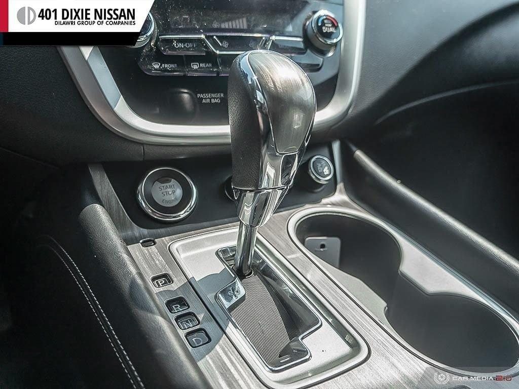 2016 Nissan Murano Platinum AWD CVT in Mississauga, Ontario - 19 - w1024h768px