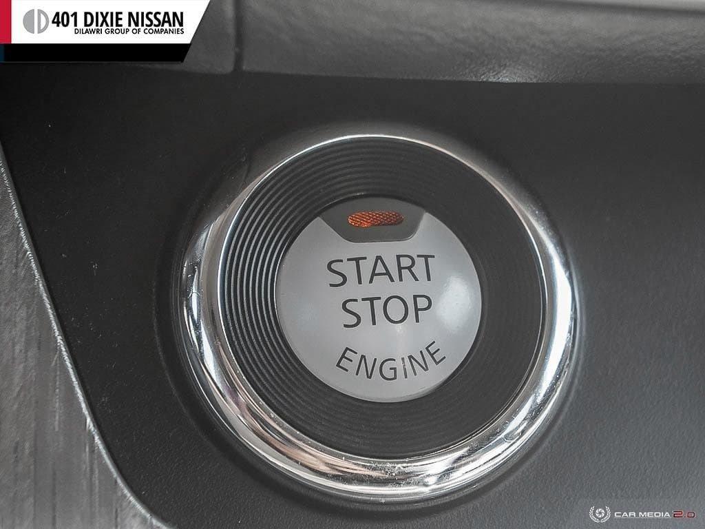 2016 Nissan Murano Platinum AWD CVT in Mississauga, Ontario - 27 - w1024h768px