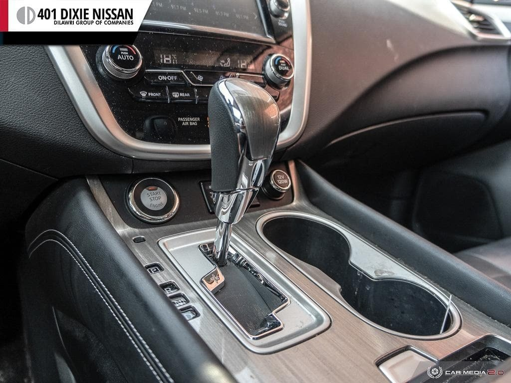 2016 Nissan Murano SL AWD CVT in Mississauga, Ontario - 18 - w1024h768px