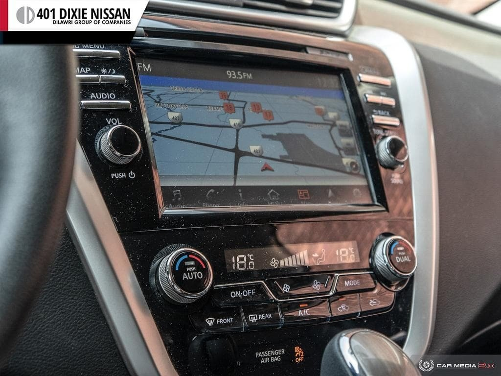 2016 Nissan Murano SL AWD CVT in Mississauga, Ontario - 19 - w1024h768px
