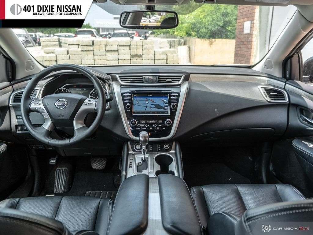 2016 Nissan Murano SL AWD CVT in Mississauga, Ontario - 23 - w1024h768px