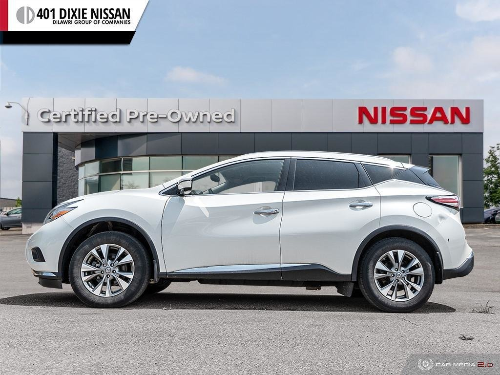 2016 Nissan Murano SL AWD CVT in Mississauga, Ontario - 3 - w1024h768px
